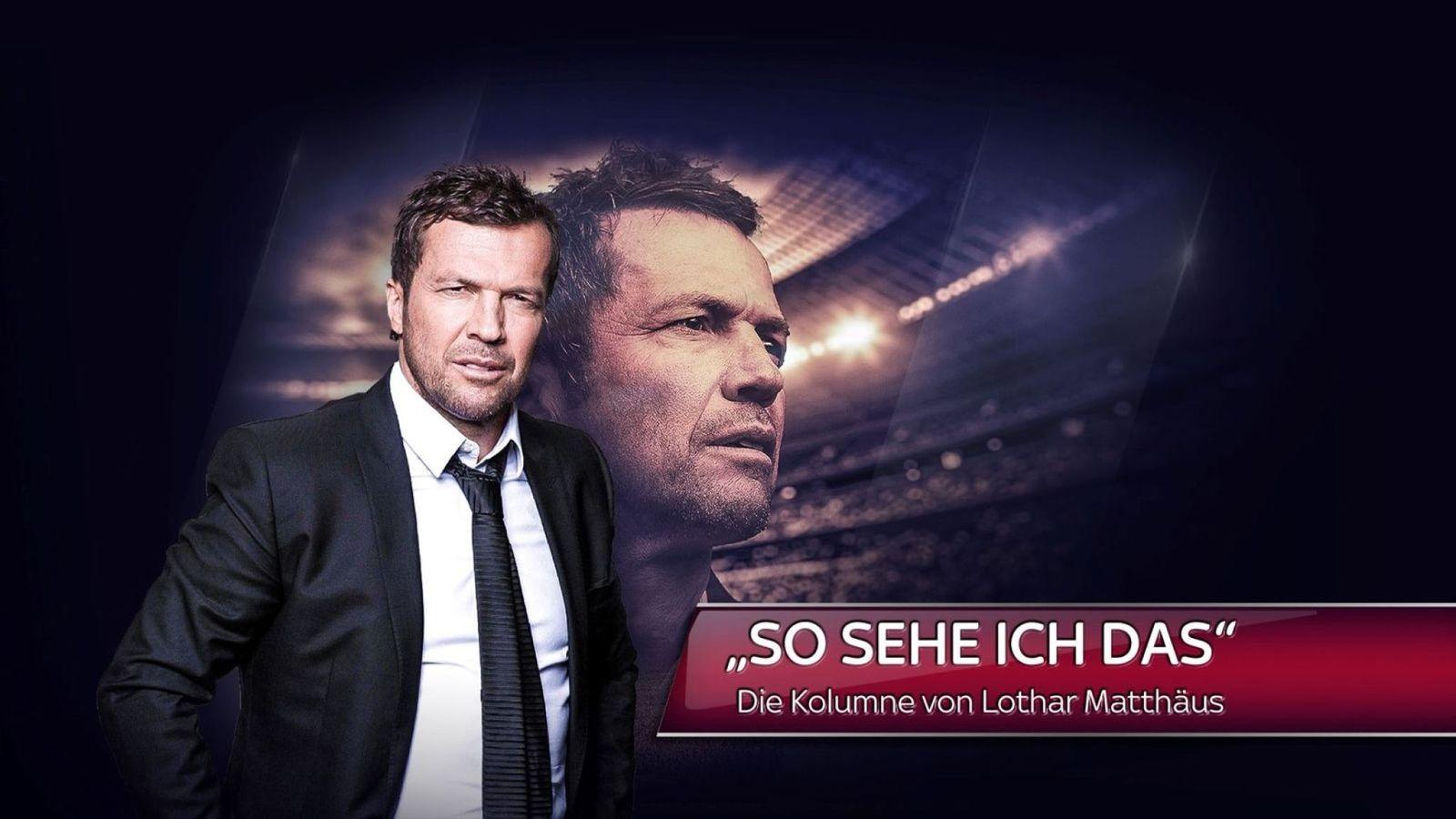 马特乌斯:拜仁不该卖鲁迪, 沙尔克卖科雷尔很对