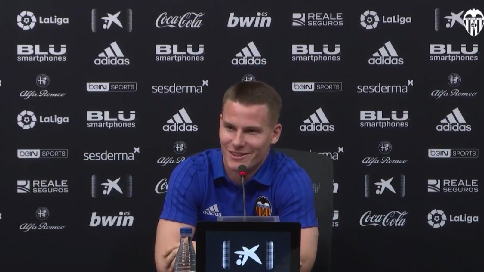 加梅罗:我觉得瓦伦西亚比起马德里竞技更好