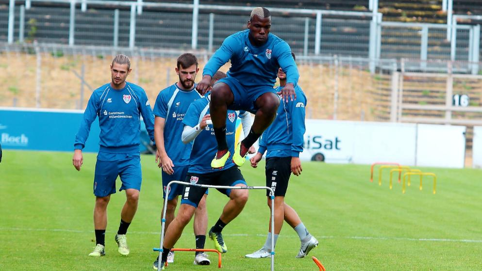 博格巴哥哥试训德丙球队, 未获球队签约