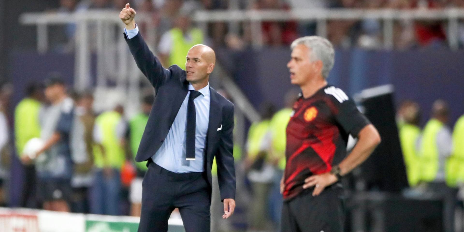队报:齐达内希望 19-  20赛季去英超, 尤其属意曼联