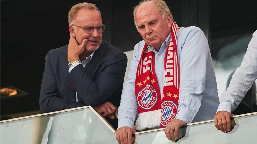 为申办欧洲杯!拜仁高层承诺暂时不再喷足协