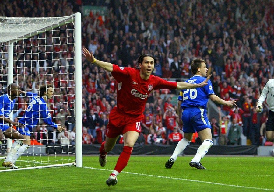 - 加西亚: 14年前加盟利物浦, 从此我永不独行