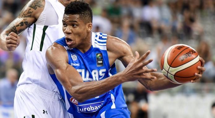 世初赛会阿德托昆博将不的出战9月希腊男篮