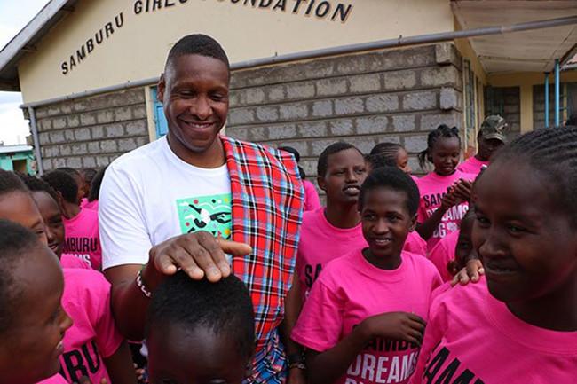 乌杰里:有责任帮助肯尼亚人识别并培养自己的天赋