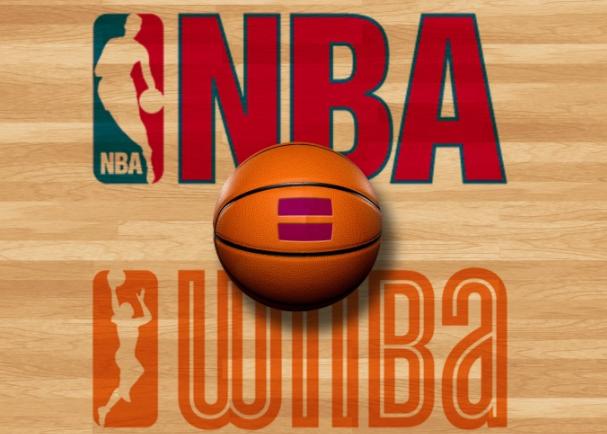 只经济成绩媒体议NBA、WNBA薪金差别实在