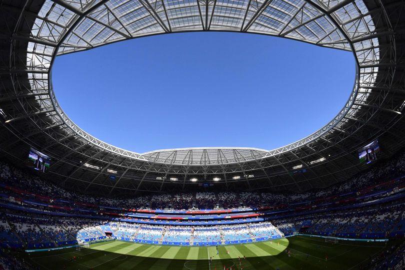 拖欠电费!世界杯萨马拉宇宙竞技场惨遭拉闸