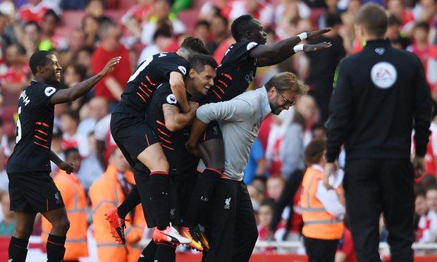 马内:正确的时刻、教练和沙龙,我来到了利物浦