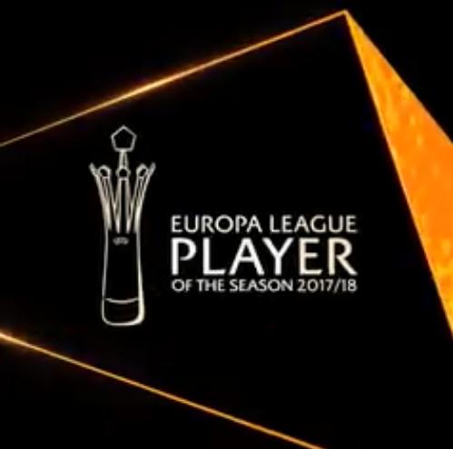 17-  18赛季欧联杯最佳球员, 帕耶特戈丁格列兹曼将角逐