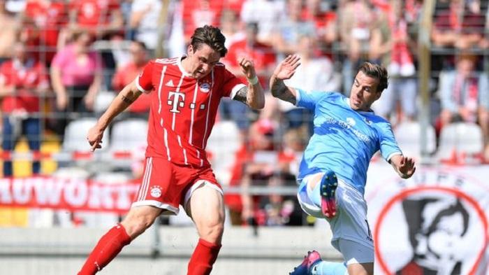 官方:拜仁小将费恩租借加盟雷根斯堡