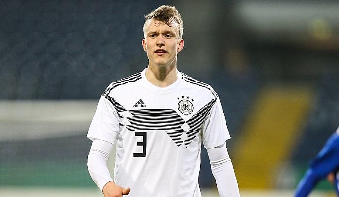 莱比锡边卫科洛斯特曼成德国 U21新
