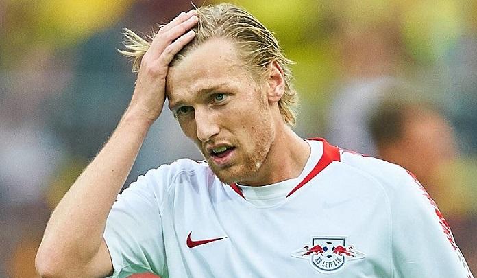 福斯贝里因伤离开瑞典国家队, 返回