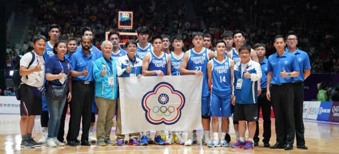 中国台北男篮欲寻找新球员, 球员需认同中华文化