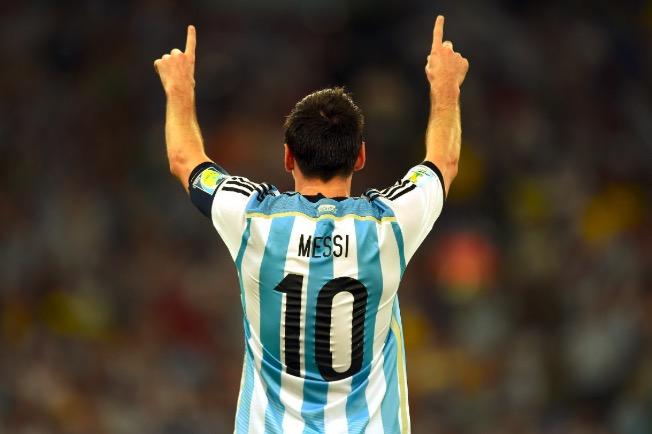 尊重梅西,本次国家队竞赛日阿根廷10号空缺