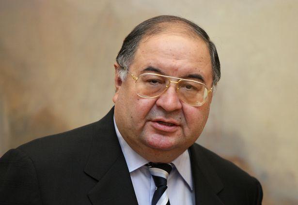 镜报:卖掉阿森纳股份后, 乌斯马诺夫要收购