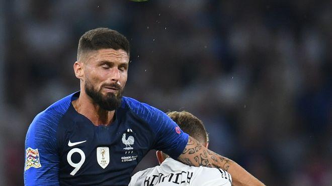 吉鲁:看好队重回正轨, 法国都是顶级球队