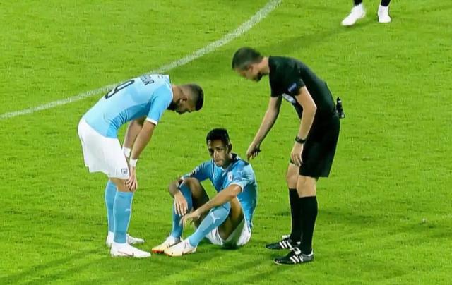 富力官方:扎哈维国家队比赛拉伤,伤势需进一步诊断