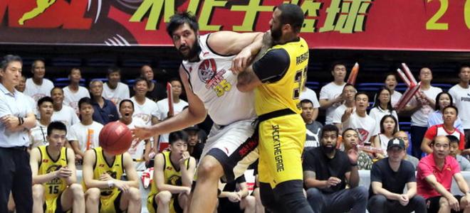 NBL季后赛半决赛:陕西轻取广西, 湖南力克安徽