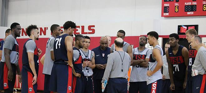 青岛新援达卡里-约翰逊入选美国男篮世预赛名单