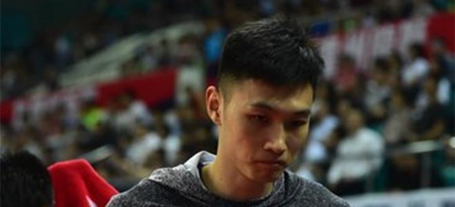 朱旭航:我的斗志、血性还在,篮球场上用行动说话
