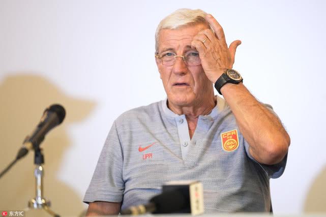 里皮:我对谁满意反映在亚洲杯名单,郜林是标志性球员