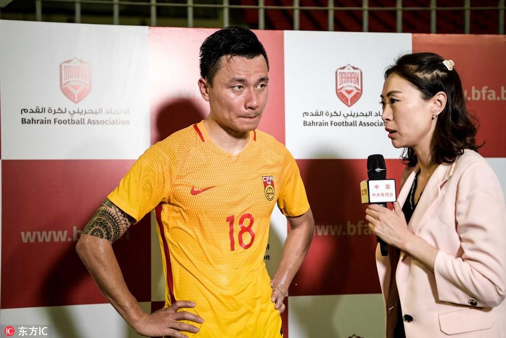 郜林:面对机会太急躁,国足和俱乐部对球员要求不同