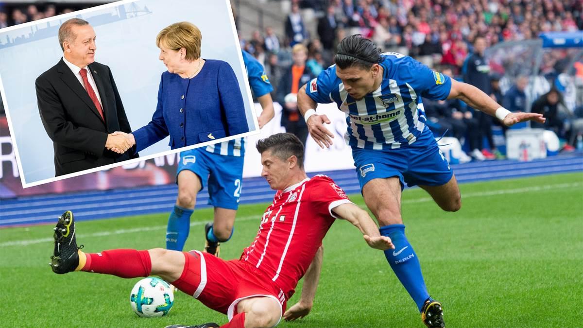 拜仁比赛或改期进行!埃尔多安到访致柏林警员吃紧