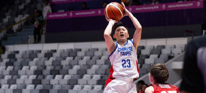 新赛季WCBA联赛中国台湾球员人数创历史新高