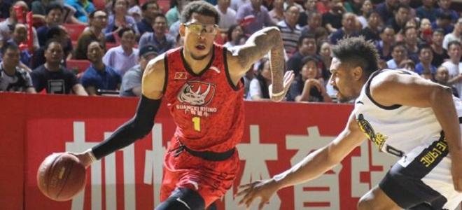 NBL半决赛:奥斯汀 23+  10助广西客场逆转陕西