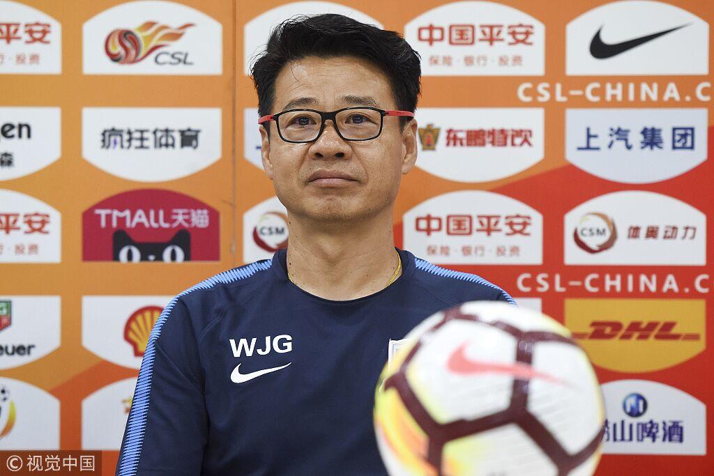 吴金贵:输球很不爽,接下来的每场比赛都当做保级战