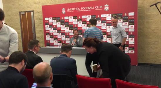 克洛普:踢联赛只能放弃欧冠?空谈与执教是有区别的