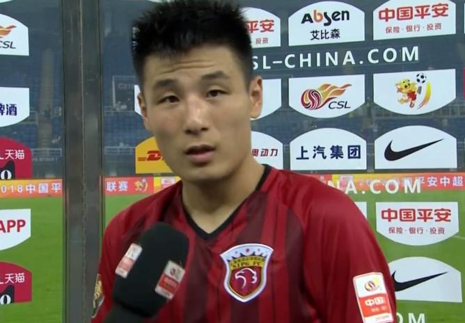 武磊:国家队回来体能没什么问题,球队要有取胜的欲望