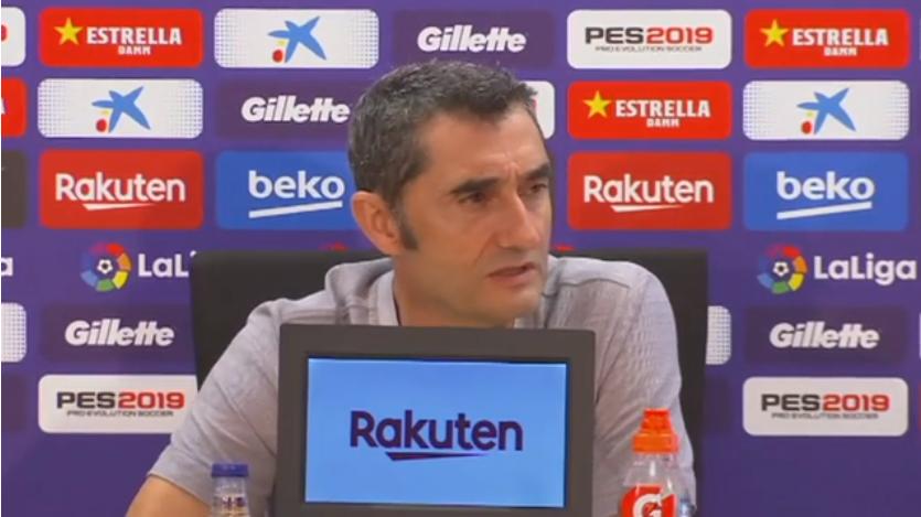 巴尔韦德:还是希望未来西班牙国家队能有更多巴萨球员
