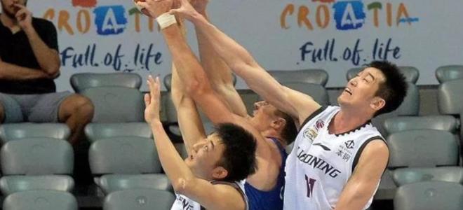 辽篮众将齐赞扎达尔锦标赛对手:很多方面需要学习
