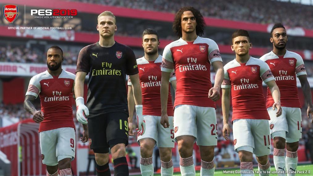 官方:阿森纳与实况足球续约, 俱乐部名宿将出现在新作中