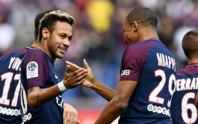 埃梅里:内马尔有能力成为世界最佳, 需要给他和姆巴佩一点时间