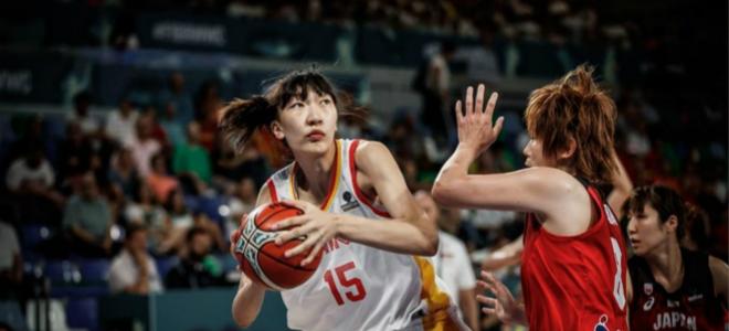 中国逆转日本晋级八强,  1/  4决赛将战澳大利亚