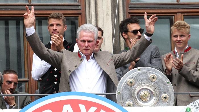 海因克斯:希望德甲的冠军争夺更激烈,这对整个联赛有好处