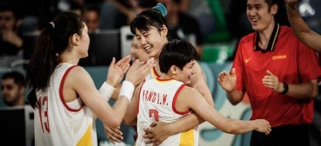 李月汝:这一年女篮背后没人能看见,要更努力地练习