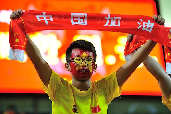 亚足联技术积分:中国被卡塔尔超过,仍位列东亚第一