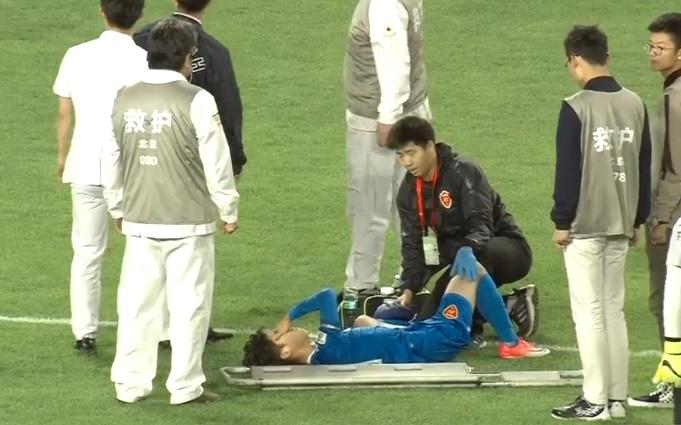 梅县官方:吴贵超胫骨腓骨骨折,将尽快安排手术