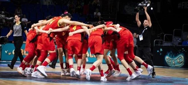 中国女篮众将分享世界杯感想,收获成长与希望