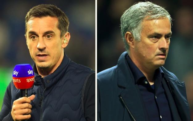 怒了!内维尔:曼联管理层在用世界最大的俱乐部玩足球经理