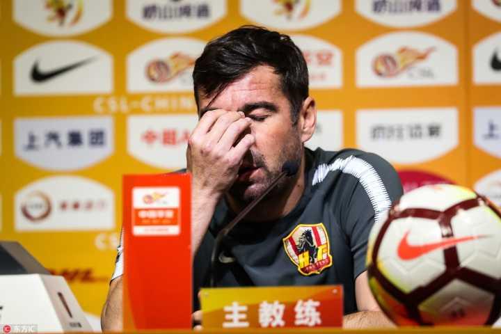 贵州助教:向远征球迷道歉,一些失误造成灾难性后果