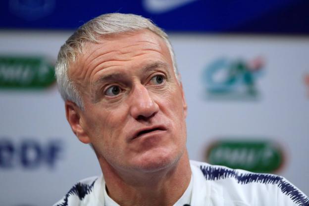 德尚:对阵纽卡时的博格巴很伟大;我很荣幸姆巴佩是法国人