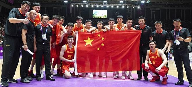 中国男篮红队与国家队将赴朝鲜进行访问