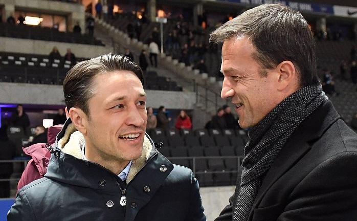 法兰克福主管:科瓦奇是很优秀的教练