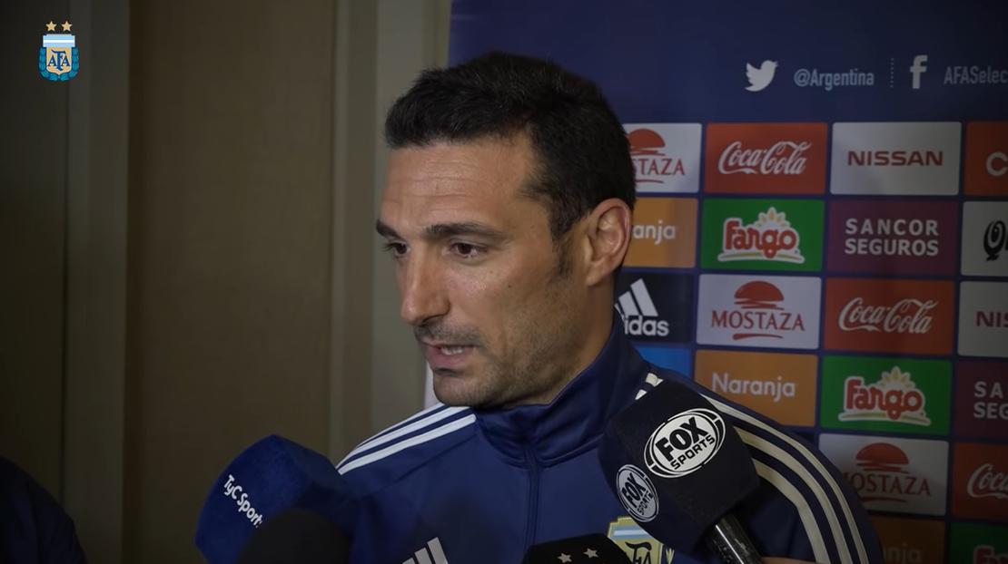 阿根廷看守主帅:国家队很重要,但不能让球员冒险受伤