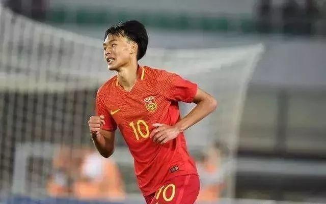 刘若钒替补绝杀,U19国青1-0韩国龙仁大学