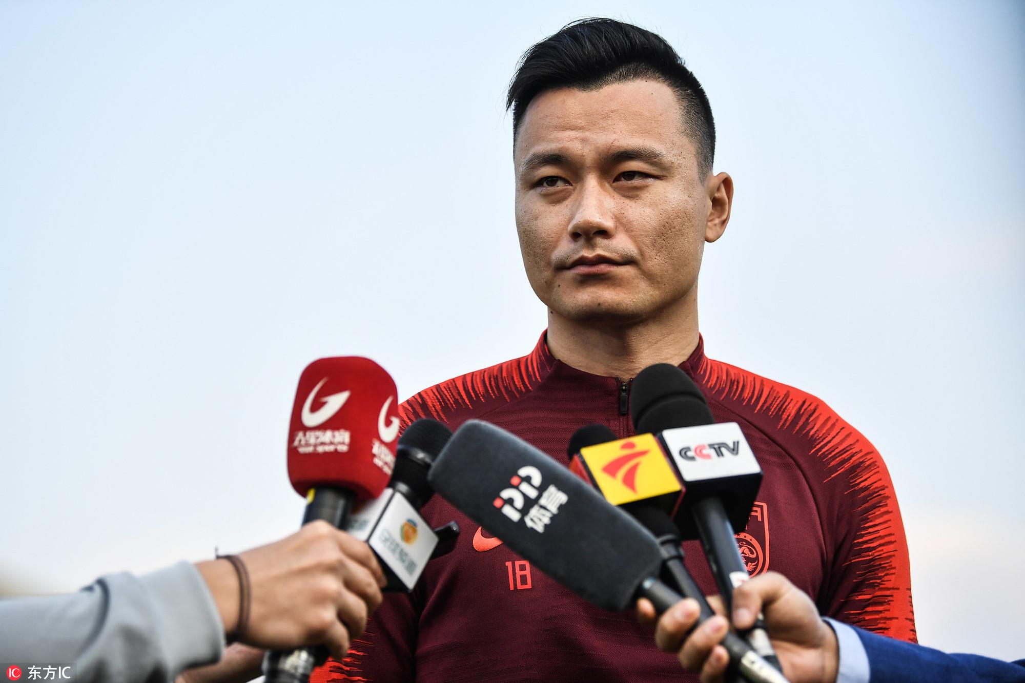 郜林:自豪代表国足出战百场,与印度交手检验调整能力