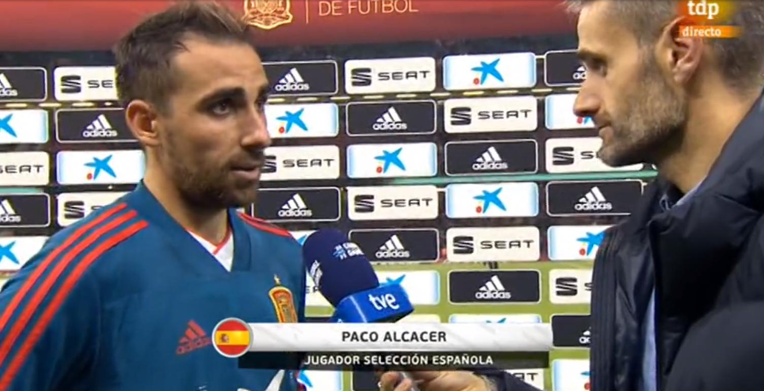 帕科:进球来自于信心,也来自于更多的比赛时间和机会